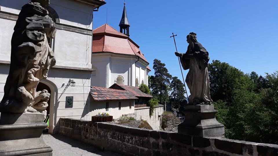 Замок Вальдштейн,  фото: Магдалена Кашубова