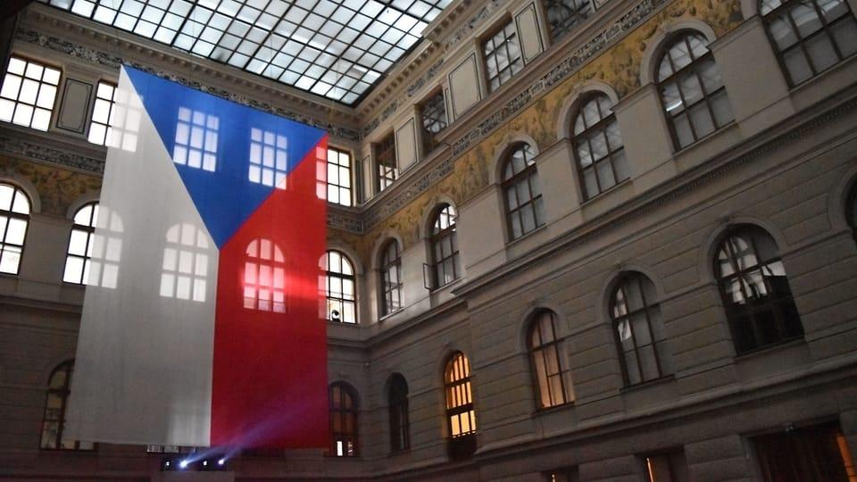 Национальный музей в Праге,  фото: Ондржей Томшу