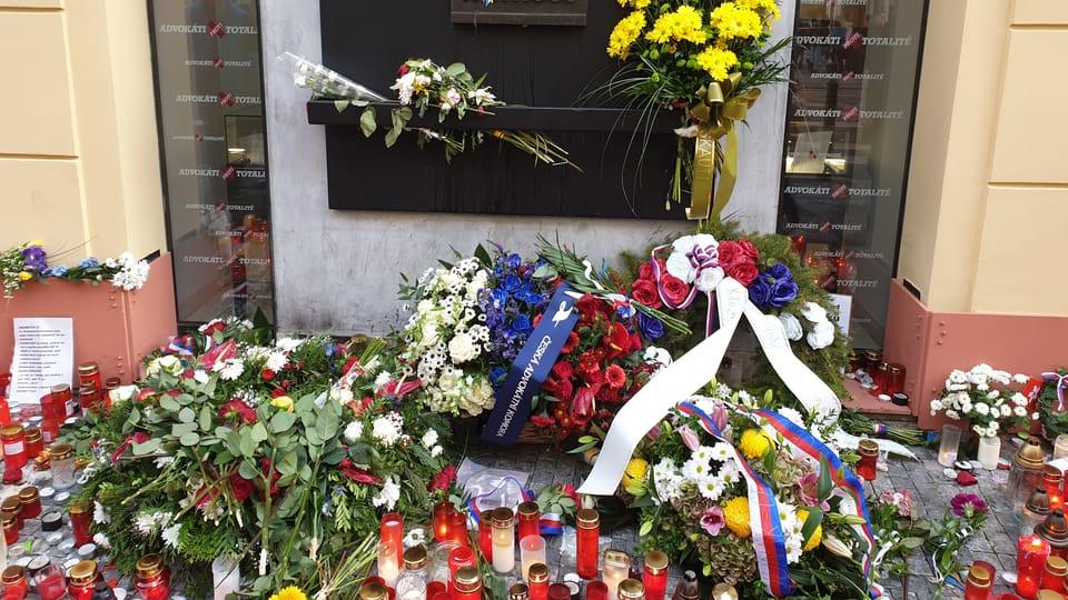 Мемориал на Национальном проспекте,  фото: Либор Кукал