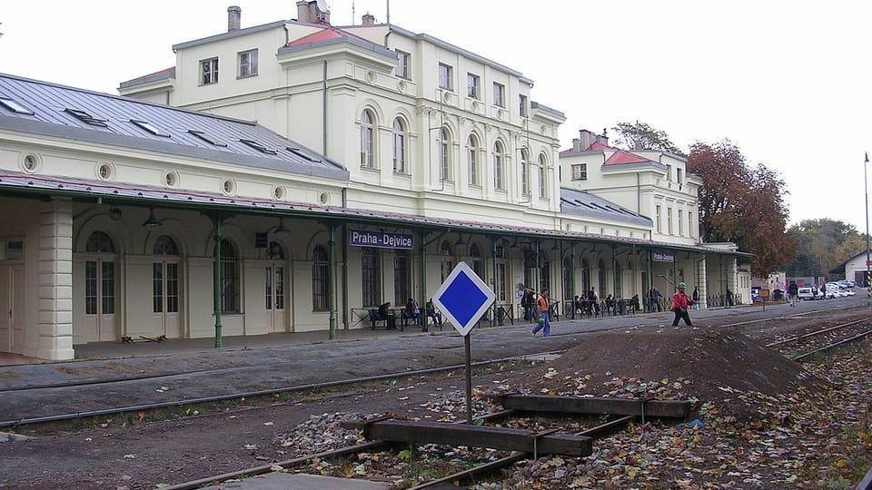 Дейвице - вокзал | Фото: ŠJů,  Wikimedia Commons,  CC BY-SA 3.0