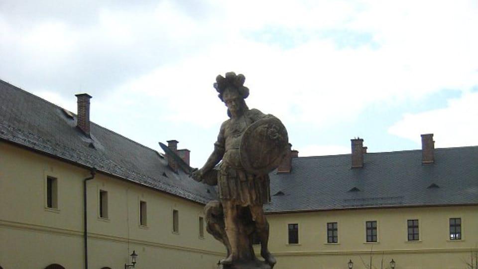 Крыло госпиталя Кукс после проведения реконструкции   (Фото: Ольга Васинкевич,  Чешское радио - Радио Прага)