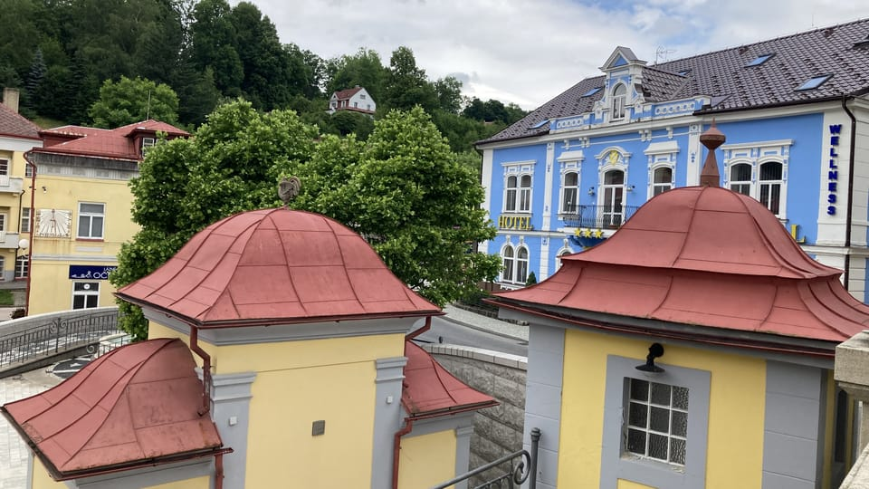 Курорт Либверда | Фото: Ольга Васинкевич,  Radio Prague International