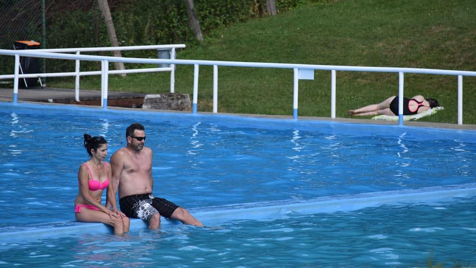 """бассейн в заповеднике """"Дикая Шарка"""",  фото: Ондржей Томшу"""