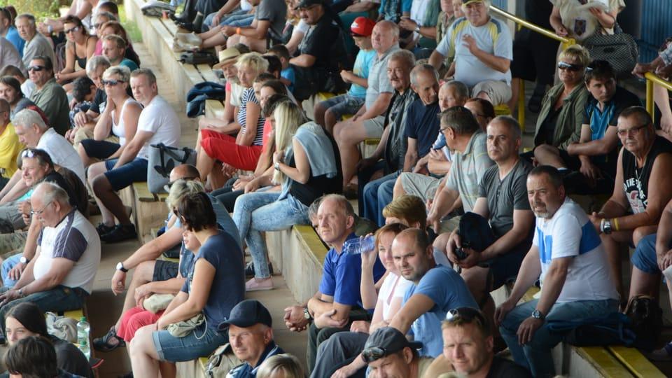 Чемпионат мира мопедов «Ява - Стадион» по спидвею,  Фото: Эва Туречкова,  Чешское радио - Радио Прага