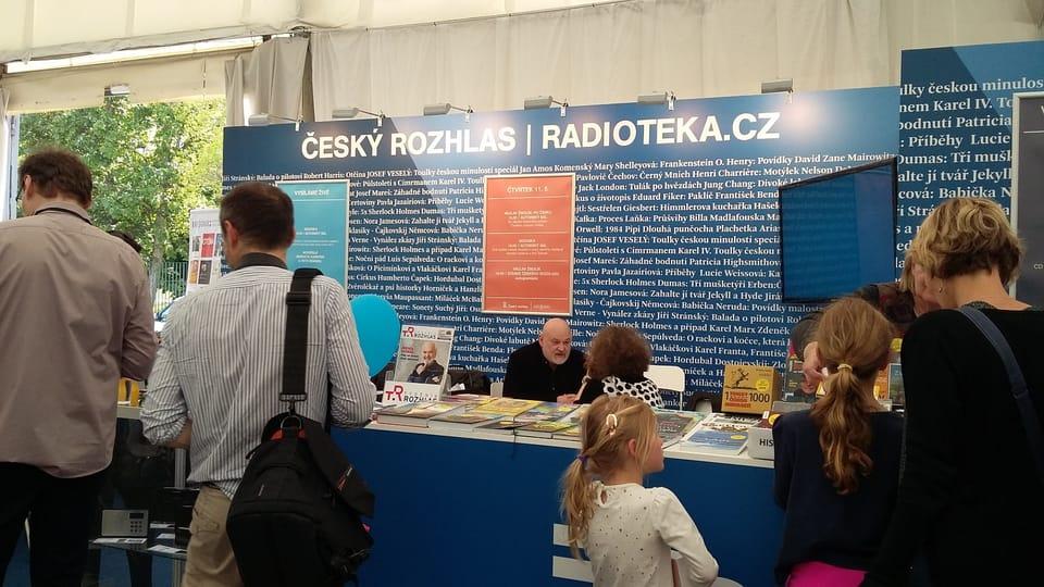 «Мир книги»,  Фото: Ольга Васинкевич,  Чешское радио - Радио Прага