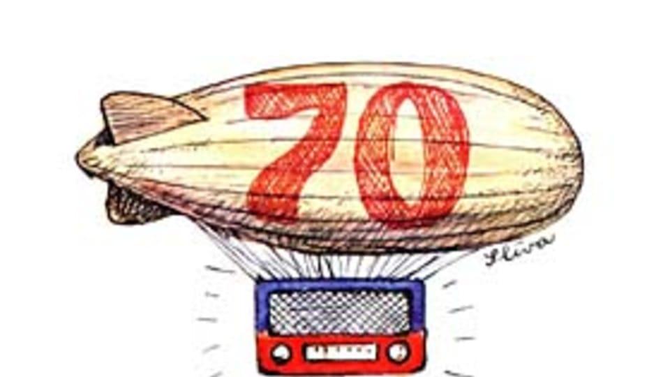 70-летие Радио Прага