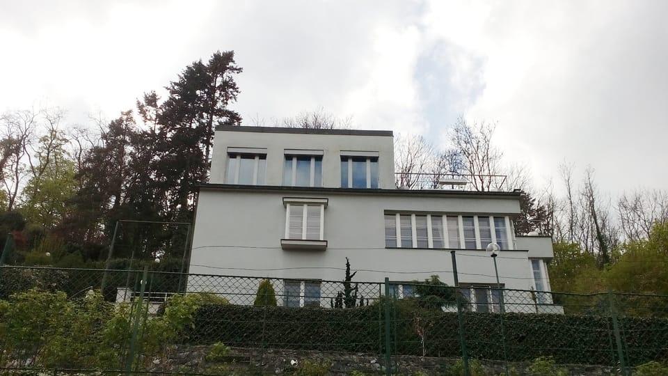Дом Владислава Ванчуры,  Фото: Екатерина Сташевская,  Чешское радио - Радио Прага