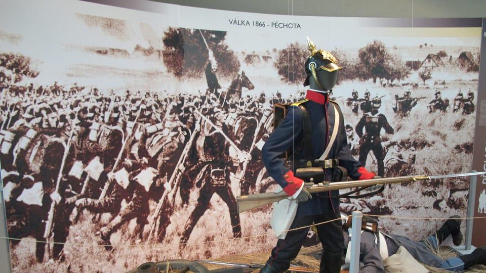 Экспонаты Музея Восточной Чехии,  Фото: Ивана Вондеркова,  Чешское радио - Радио Прага