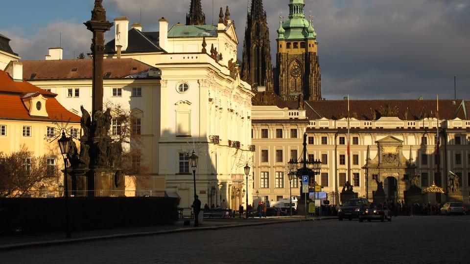 Кафедральный собор св. Вита в Пражском граде,  Фото: Кристина Макова,  Чешское радио - Радио Прага