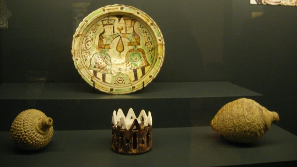Выставка в Музеe им. Напрстека  (Фото: Лорета Вашкова)