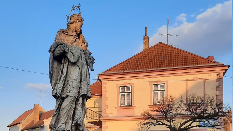 Kardašova Řečice   Фото: Markéta Kachlíková,  Radio Prague International