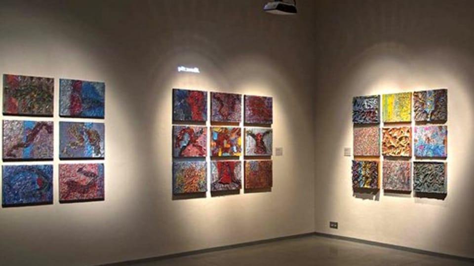 Работа Вацлава Благи,  Фото: Музей Монтанэлли  (Museum Montanelli)
