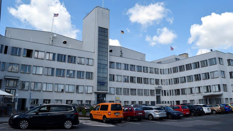 «Баррандов»,  Фото: Ондржей Томшу,  Чешское радио - Радио Прага