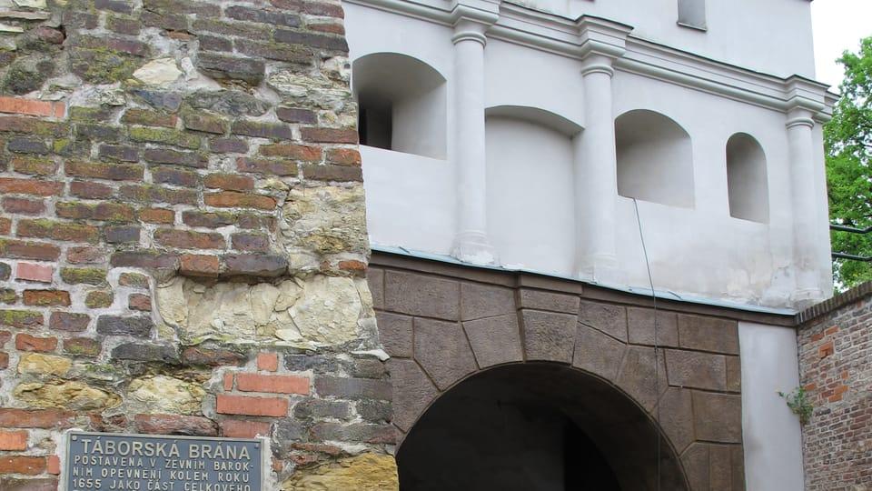 Таборские ворота,  фото: Кристина Макова / Praha křížem krážem