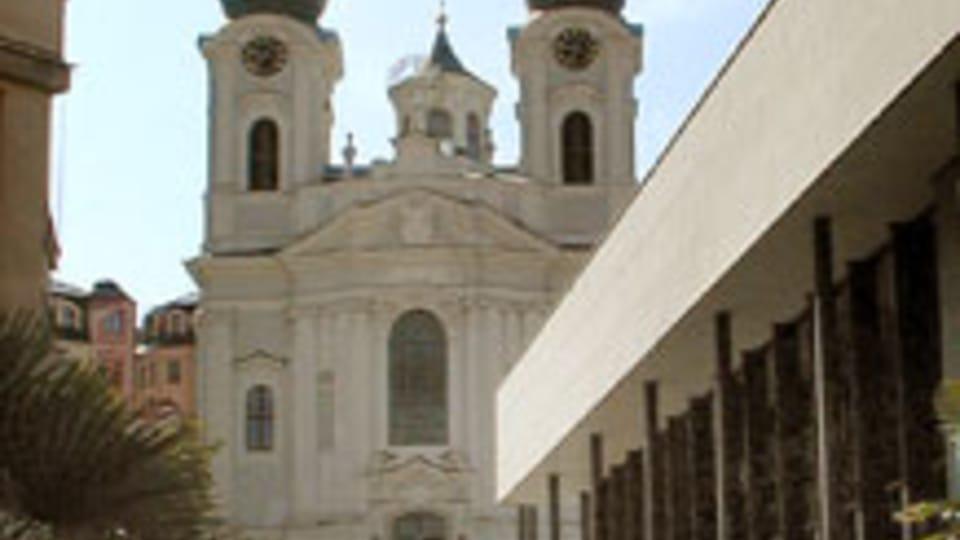 Костел св. Марии Магдалены в Карловых Варах