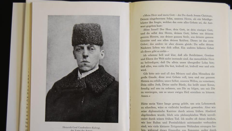 Генрих Куденхове-Калерги,  фото: Катерина Айзпурвит