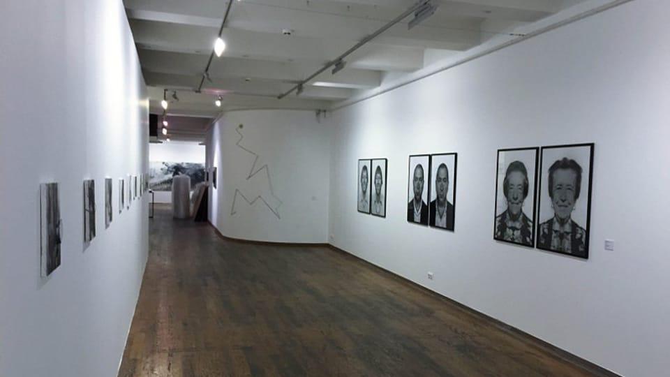 Выставка Иржи Давида «Приквел»: Фото Иржи Давид