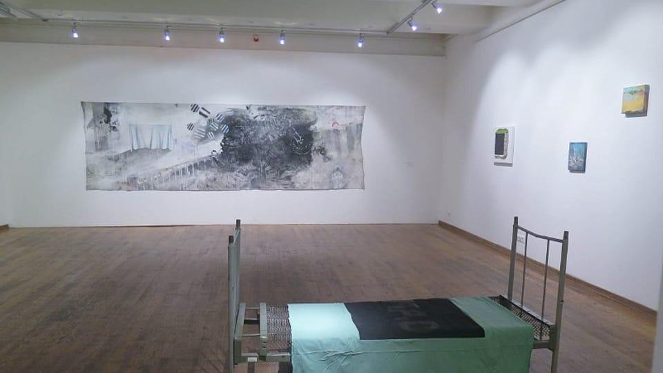 Один из экспонатов выставки Иржи Давида «Приквел»: Фото Иржи Давид