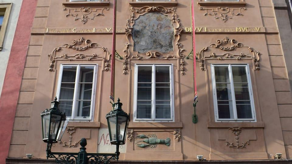Дом «У зеленого рака»,  Фото: Екатерина Сташевская,  Чешское радио - Радио Прага