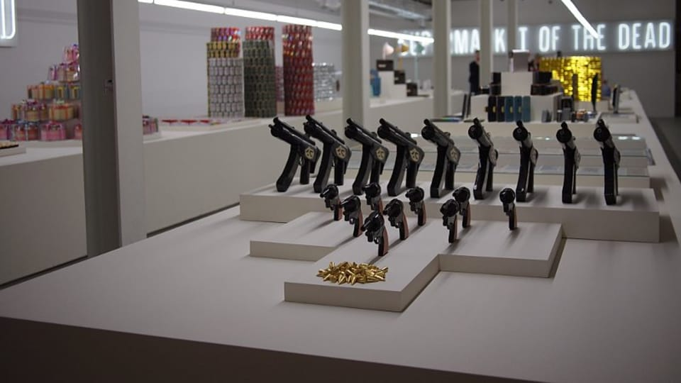Супермаркет мертвых,  Фото: Ольга Васинкевич,  Чешское радио - Радио Прага