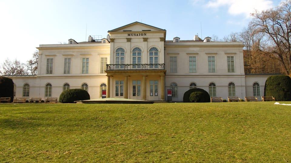 Летний дворец Кинских  (Musaion),  фото: Кристина Макова