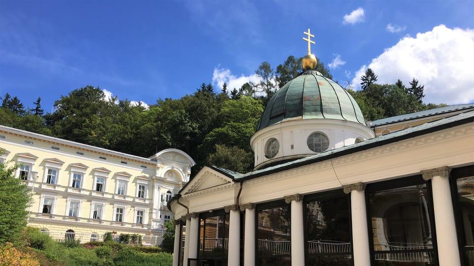 Марианске Лазне | Фото: Kateřina Ayzpurvit,  Radio Prague International