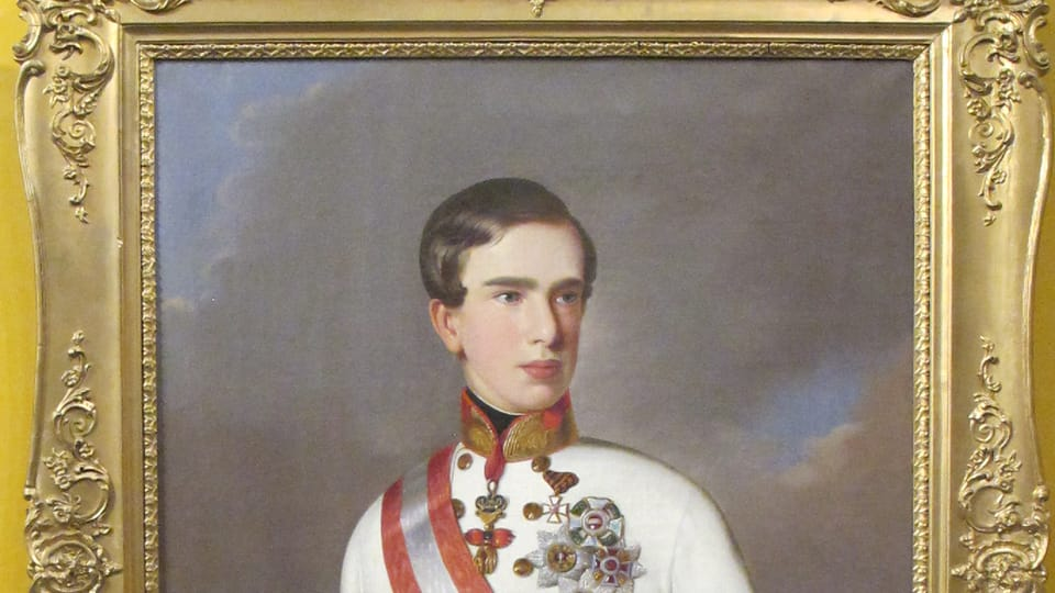 Франц Иосиф,  фото: Мартина Шнайбергова