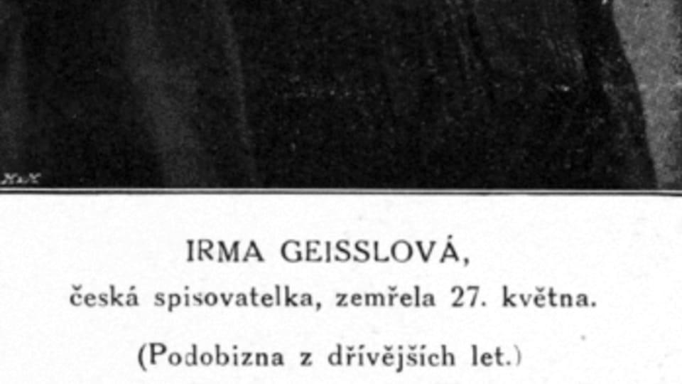 Ирма Гайсслова,  фото: Wikimedia Commons,  public domain