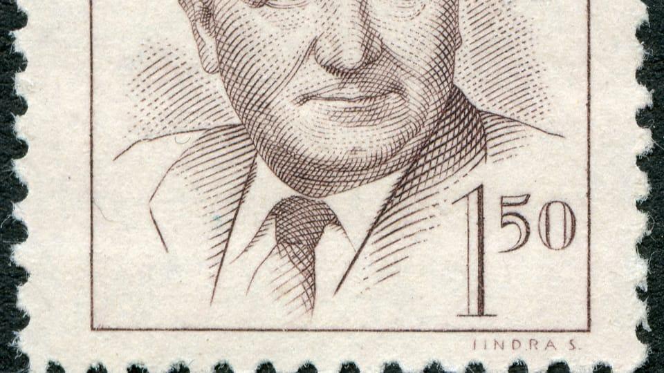 Клемент Готвальд,  фото: Почтового музея Праги