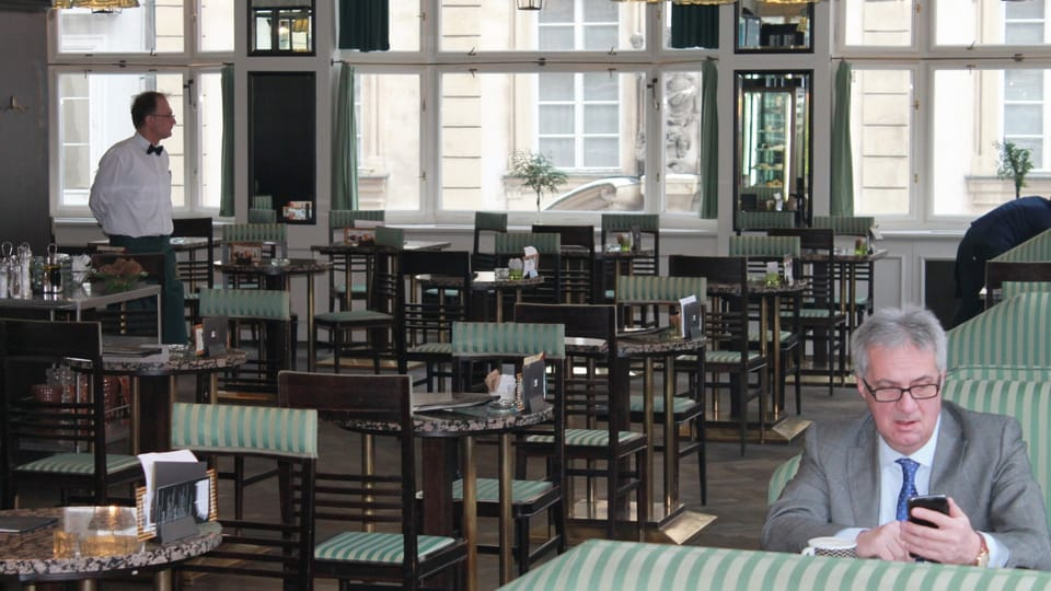 Grand Café Orient,  фото: Ондржей Томшу