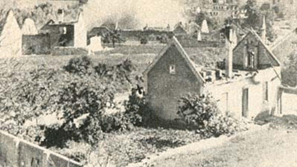 Лидице,  фото: иллюстрация из книги «Protektorát Čechy a Morava v obrazech»