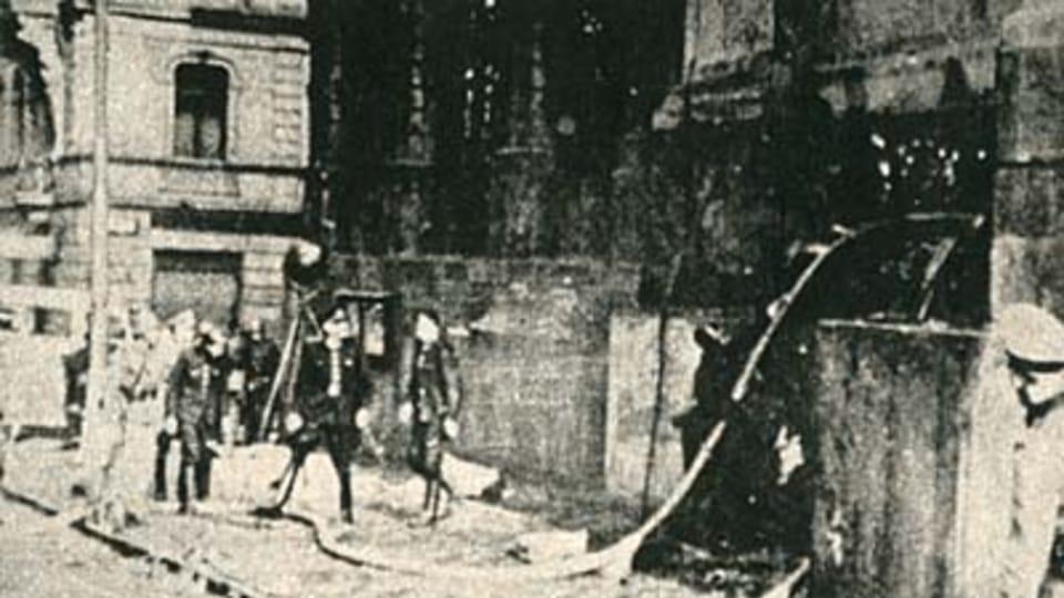 Фото: иллюстрация из книги «Protektorát Čechy a Morava v obrazech»