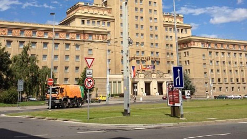 Отель Crowne Plaza  (Фото: Олег Фетисов)