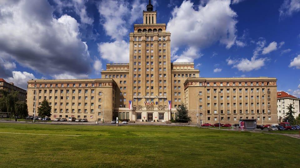 Гостиница «Интернационал Прага»,  фото: архив здания