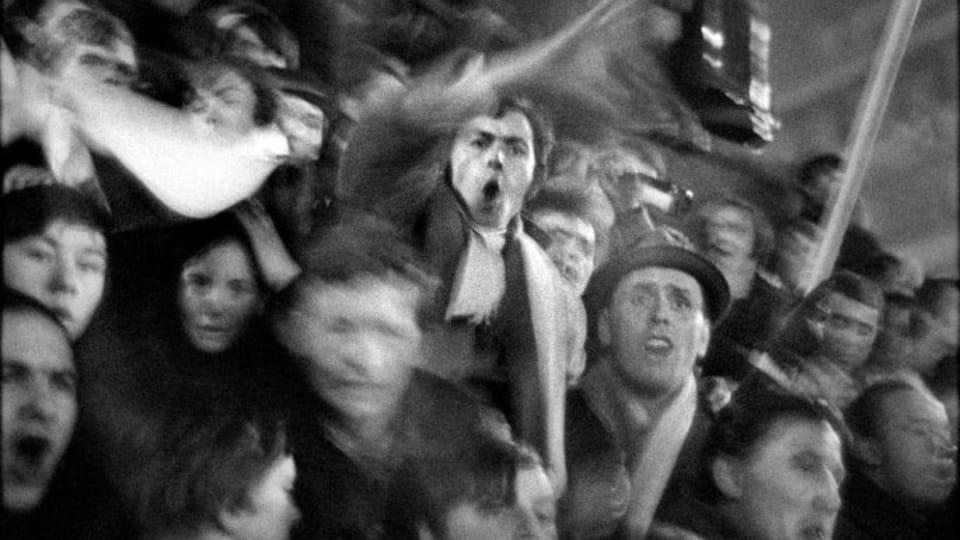 Фотография Мирослава Гучека,  Чемпионат мира по хоккею 1969 г.,  фото: выставка Sovětská invaze - srpen 1968