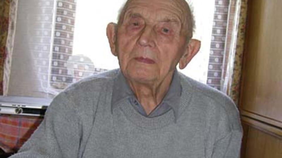 Ян Йелинек,  август 2008 г.  (Фото:  Лорета Вашкова)