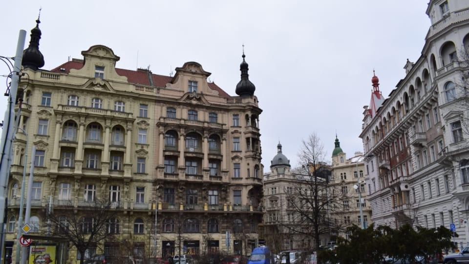 Площадь Ирасека,  фото: Екатерина Сташевская