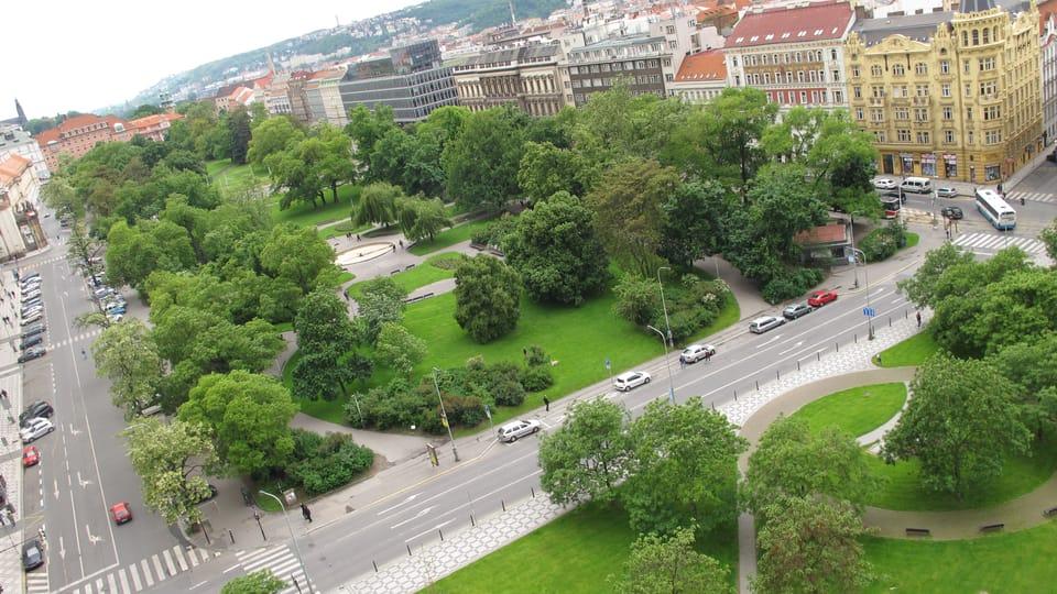 Карлова площадь,  фото: Kristýna Maková