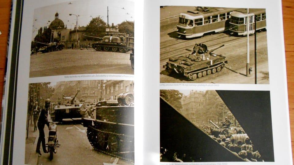 Снимок книги «Оккупация 1968 и ее жертвы»,  Фото: Радио Прага