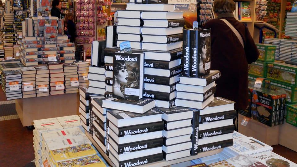 Книжный магазин «Luxor»,  Фото: Эва Туречкова