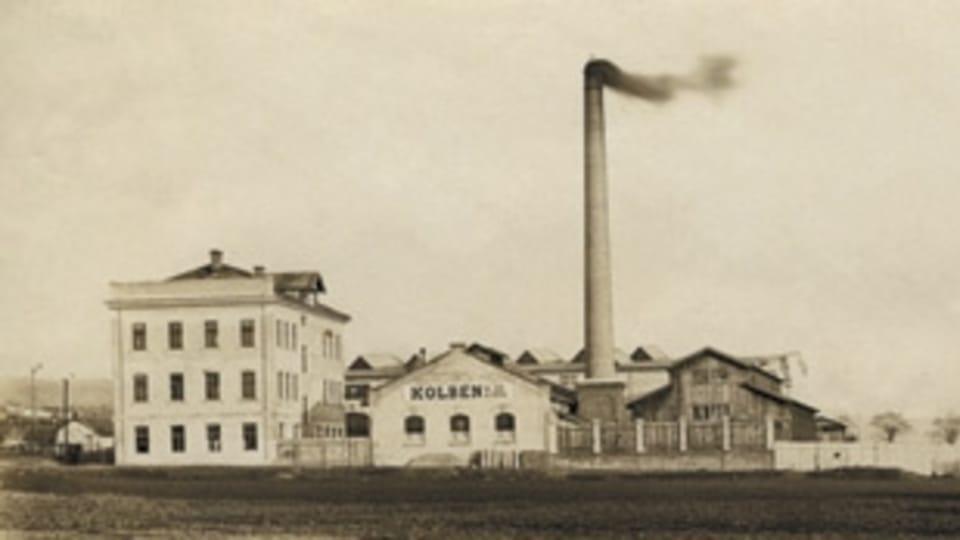 ЧКД в начале 20-го века