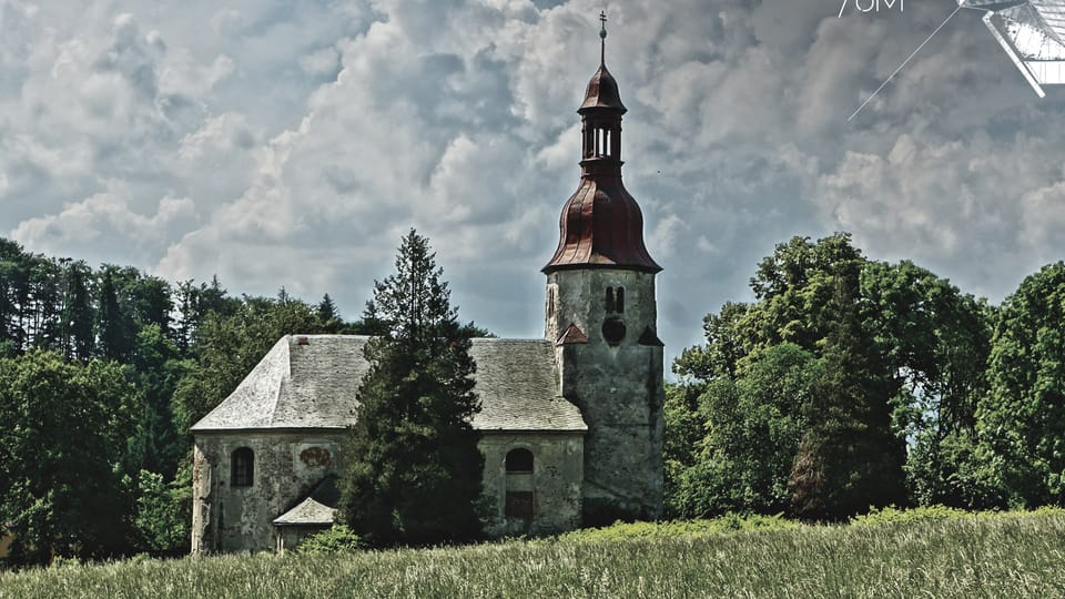 Собор Благовещения Богородицы в Верхнем Виткове,  фото: Zdeněk Dam