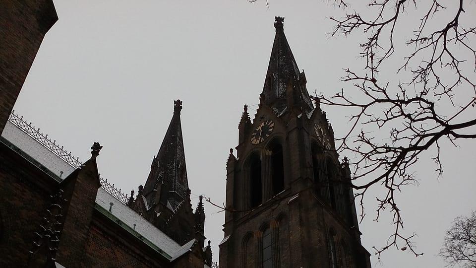 Костел св. Людмилы,  фото: Екатерина Сташевская