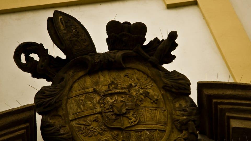Герб Карла II. из Лихтенштейна-Кастлекорну,  фото: Вит Поганка