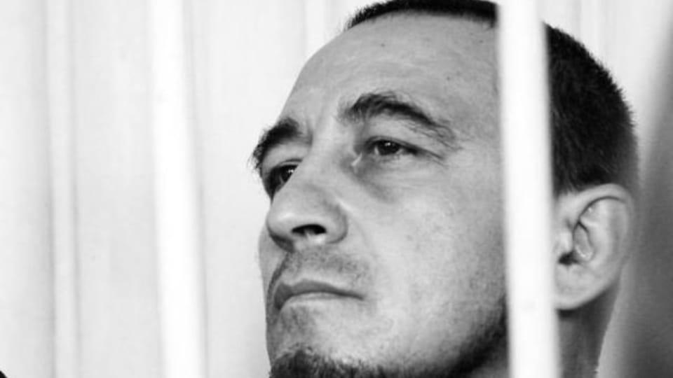Ремзи Меметов,  обвиненный по делу «Хизб ут-Тахрир»,  Фото: Антон Наумлюк