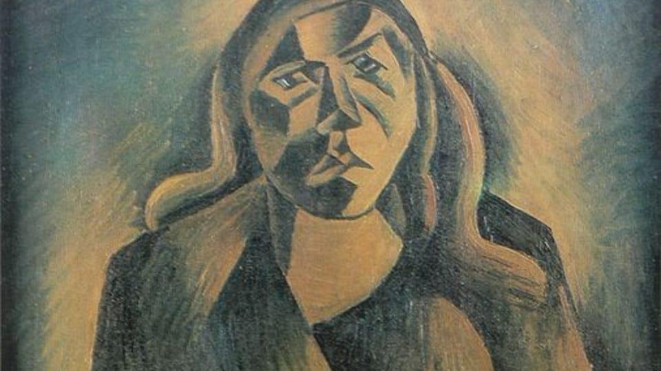«Эпилептичка»,  1912 г.  (Фото: Wikimedia Commons,  Free Domain)