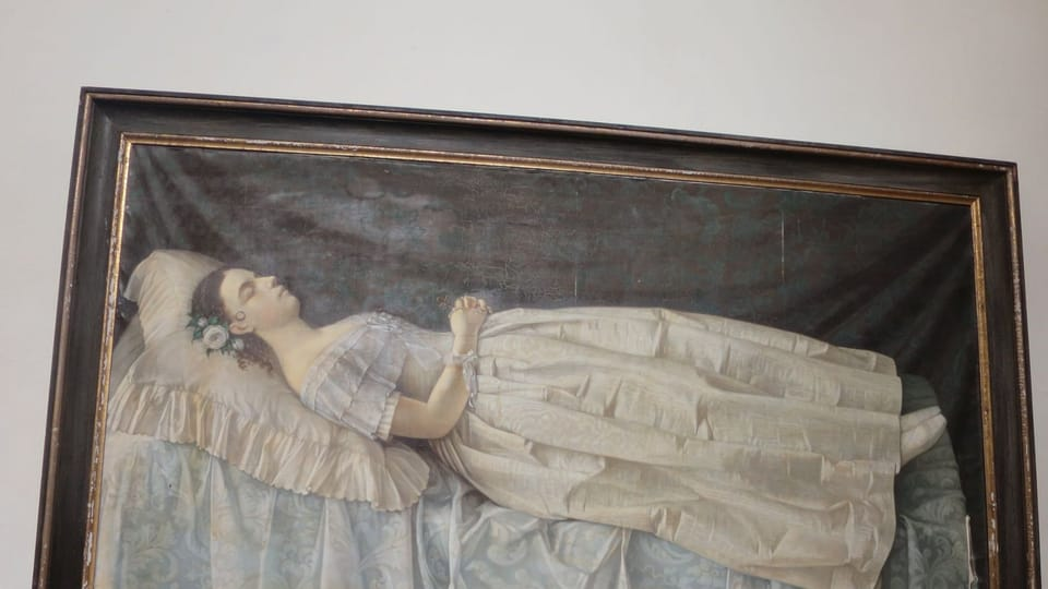 Людмила,  урожденная Вратиславовская из Митровиц,  Фото: Саскиа Мишова