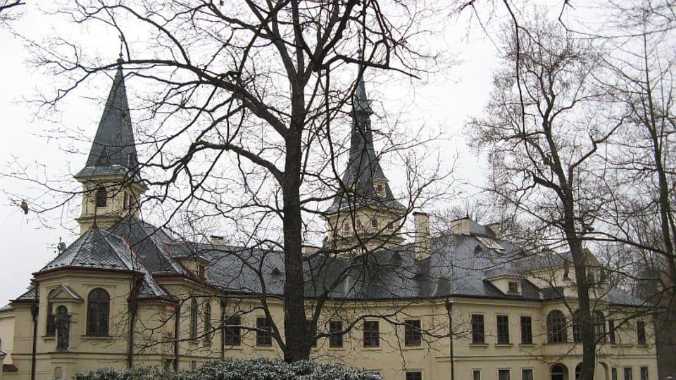 Замок Лужаны,  фото: Markéta Kachlíková
