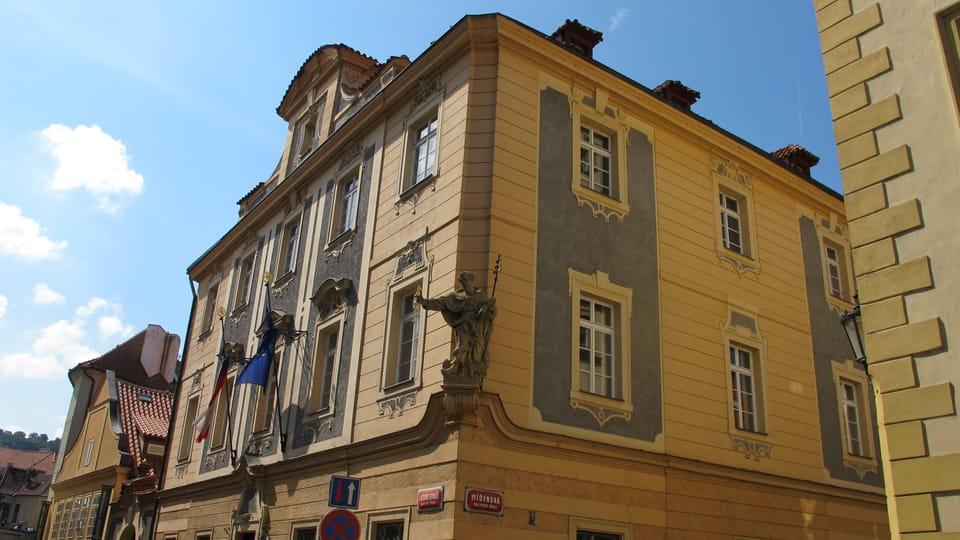 Здание Лужицкой семинарии  (Фото: Кристина Макова,  Чешское радио - Радио Прага)
