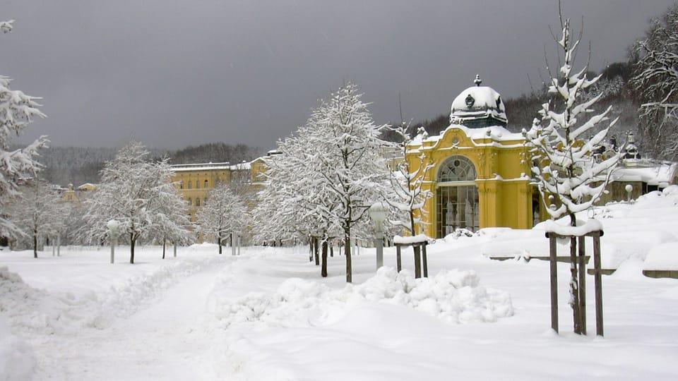 Марианске Лазне | Фото: Radio Prague International
